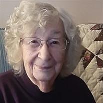 Marjorie Elizabeth Heggestad