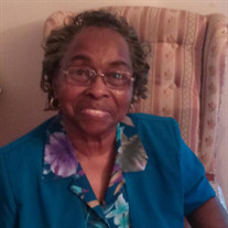 Mrs. Rosa Jones Rhodes