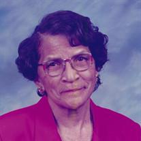 Gladys Mae Robinson