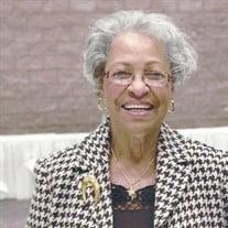 Mrs. Zelma Robinson