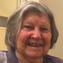 Bertha Virginia Gregory