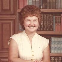 Margaret Willene Newby