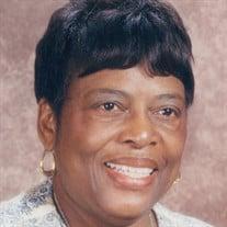 Mrs. Jessie Mae Wolfe