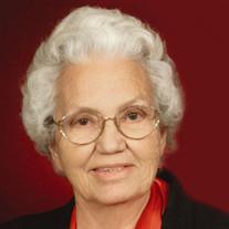 Lucy Willene Burris