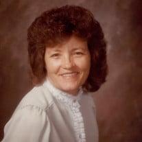 Thelma M Blackburn