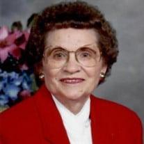 Hattie Bell Vaughan