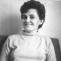 Lottie Mae Smith Wood White