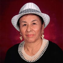 Francisca T Martinez