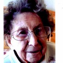 Dorothy M Aldrich