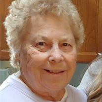 Helen Jane  Dice (McClure)