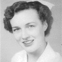Doris Jean Howe (Witmer)