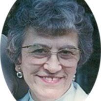 Mildred L. Brown (Greenawalt)