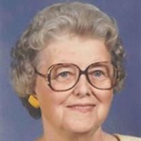 Gwendolyn B. McLaughlin (Benedick)