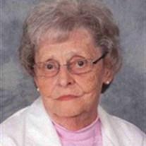 Betty L. Baer (Faust)