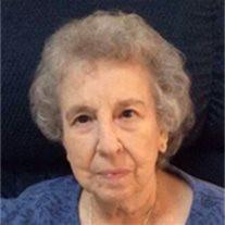 Rita B. Clowes (Albright)