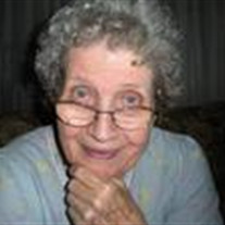 Frances Parmer (Blubaugh)