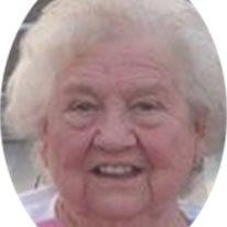 Rhoda Frances Upperman (Myers)