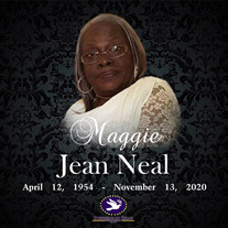 Mrs. Maggie Jean Bowers Neal