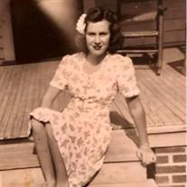 Mrs. Helen Elizabeth Sims McLean