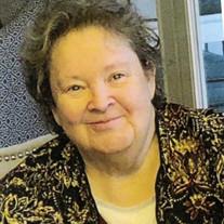 Mrs Margaret Mary Ward