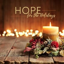 Hope for the Holidays Remembrance Service