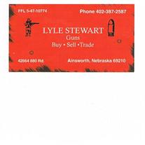 Lyle D Stewart