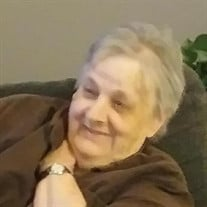 Betty Jean Burbage of Selmer, Tennessee