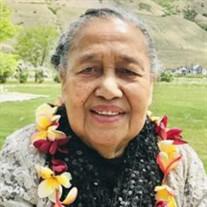 Ana Loisi Pua Tilini