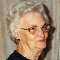 Betty Joyce Parrish Gladden