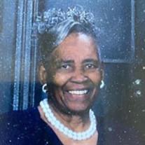 Mrs. Rosemary Dilward McNair