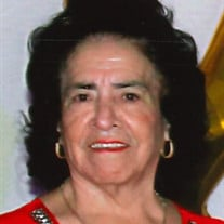 Evangelina V. Castaneda