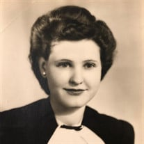 Wanda M. (Dye) Bradley