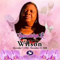 Ms. Gwendolyn L. Wilson