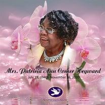 Ms. Patricia Comer Heyward