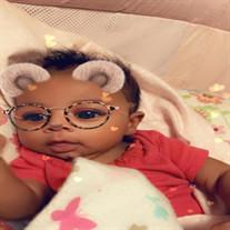 Baby Gianna Zion Renee' Porter