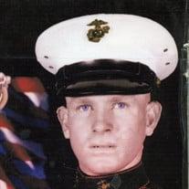 GySgt Kenneth Ray Simpson USMC (Ret.)