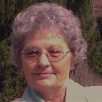 Wyonia Mae Jordan