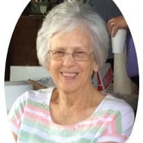 Betty Lou (Hager) Cox