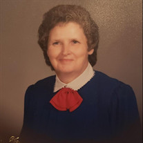 Mrs. Myra Lindsey Vincent