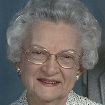 Eunice T. Zorumski (nee Sander)