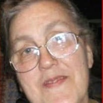 Irene Maria Webb