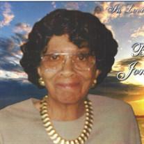 Ms. Beatrice Jones Welch