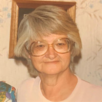 Shirley Mae Hartley