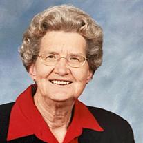 """Edna """"Lucile"""" Gaskins"""