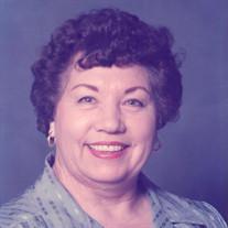 Frances Christine Ruth Wagner