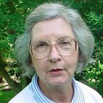 Bertha Evelyn Pardue