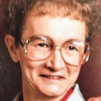 """Pearl Ann """"Peggy"""" Kline"""