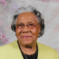 Cherry Mae Washington