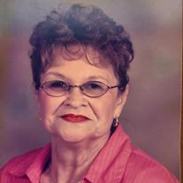 Ruth Ann Burton Hicks