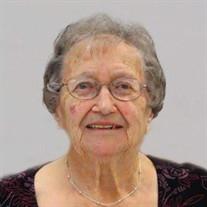 Georgia Mae Honomichl